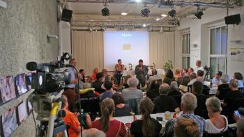 Mayröcker-Abend Aktionsradius WIen