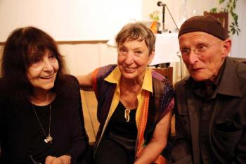 Friederike Mayröcker, Linde Waber, Bodo Hell