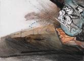 Thomas Duttenhoefer – Deutschland, Atelierzeichnung 3