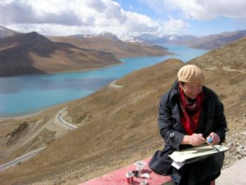 Tibet Khamba Pass