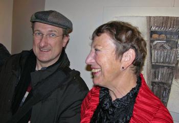 Markus Kupferblum und Linde Waber