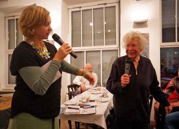 Uschi Schreiber und Lotte Ingrisch, Aktionsradius Wien