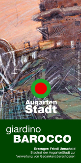 Weinetiketten AugartenStadt – Giardino Barocco