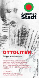 Weinetiketten Ottoliter Rot