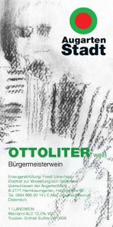 Weinetiketten Ottoliter Weiss