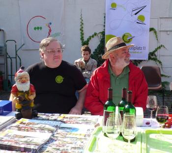 Alois Kinast und Friedl Umschaid