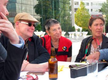 Otto Lechner, Linde Waber und Anne Bennent