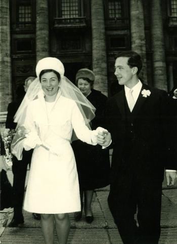 06_Hochzeit_Rom_1967